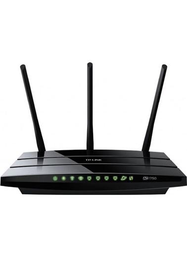 TP-LINK TP-LINK Archer C7, Ac1750 (1300Mbps 5Ghz + 450Mbps 2.4Ghz), 4 Port, Dual Band Wireless Gigabit Router Renkli